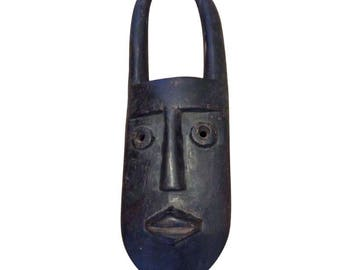African Horned Mask, Toma Tribe