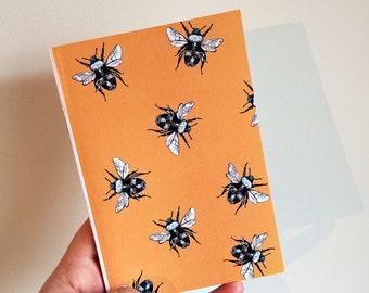 Notebook - Busy Bees- A6