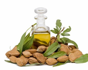 100% Pure and Organic All Natural Sweet Almond Oil