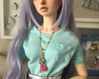 BJD Butterfly Key Necklace (SD 1/3 SD13 SD16 Feeple60)
