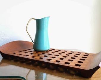 Teak tray by Jens Quistgaard for Dansk