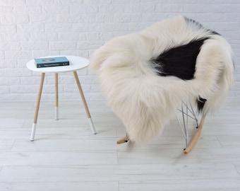 Genuine Icelandic sheepskin rug, single, 145cm x 95cm, G582