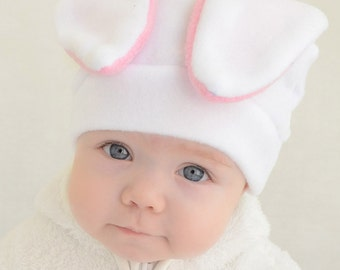 Bunny hat | baby hat | Kids Hat | baby hats for girls | hat with ears | Kids Accessories | Toddler Accessories | Kids Hats