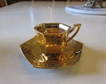 BAVARIA DEMITASSE CUP and Saucer Set