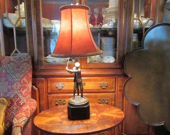 GOLF DESK LAMP