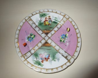 FRENCH ROMANCE PLATE