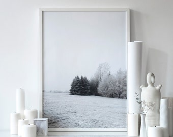 winter wonderland - A3 Artprint - Poster