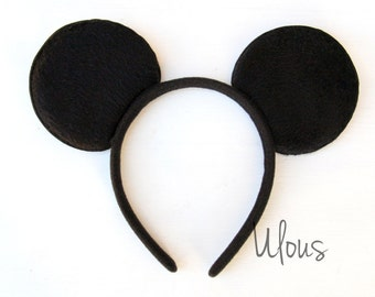 Mickey Mouse Ears, Mickey Ears, Costume Mickey Ears, Disney Ears, Mickey Mouse, Costume Ears, Kids Mickey Ears, Mouse Ears, Mickey Costume