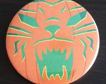 "2.25"" pinback button -Tiger Army"