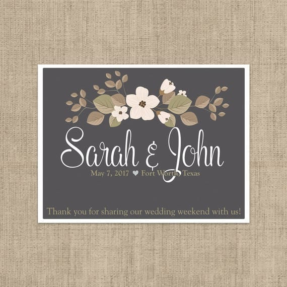 Wedding Gift Box Stickers : Box Labels30 Wedding Welcome Bag LabelsWedding Favor Labels ...
