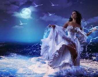 CLAIRVOYANT Reading WATER SCRYING Psychic Reading Pisces Cancer Scorpio Accurate Predictions Same Day by email