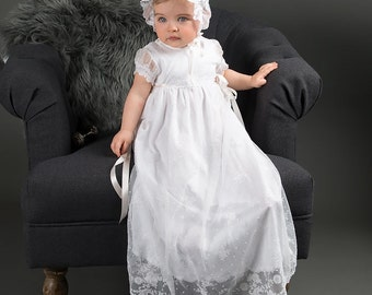 Christening Gowns, Melissa Baptism Gown