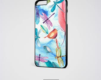 Dragonfly iPhone 6S Case, Dragonfly iPhone 5s Case, Dragonfly iPhone 6 Case, Dragonfly Samsung Galaxy S7 Edge Case, Insect Bug iPhone 7 Case