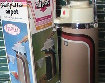Vintage Party- Time Air Pot