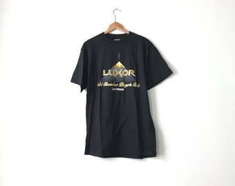 LUXOR SHIRT // 90s // Large // Las Vegas // Luxor // Luxor Shirt // Las Vegas Shirt // Luxor Shirt // 90s // Vegas Shirt // Casino Shirt