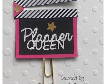 Planner Accessory, Planner Clip, Planner Embellishment, Planner Page Marker