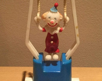 Clown Acrobat Toy
