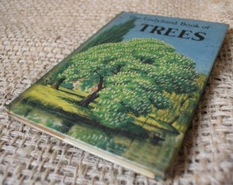 The Ladybird Book of Trees. A Vintage Ladybird Book. Series 536. First Edition. 1963
