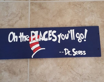 Dr. Seuss Sign