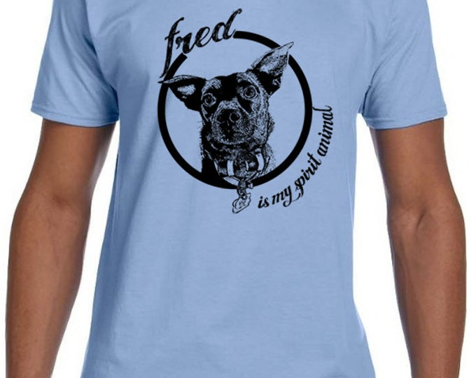Georgejacques for Custom pet t shirts