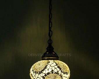 mosaic ceiling etsy. Black Bedroom Furniture Sets. Home Design Ideas