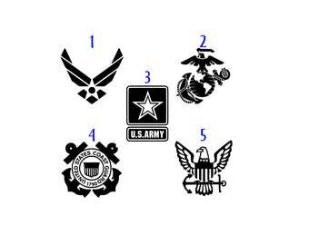 Us Navy Yeti Etsy