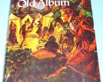 Nancy Drew #24 Clue in Old Album Orig Text DJ