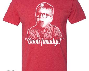 Christmas Oh Fudge T-Shirt