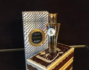 Mitsouko Guerlain Perfume Extrait 1/4 oz Vintage  Full 1970s