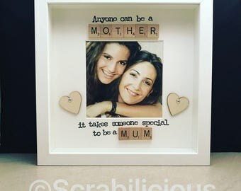 Anyone can be a mother it takes someone special to be a mum