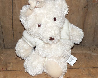 Musical Pulldown Teddybear Elfe -  1046