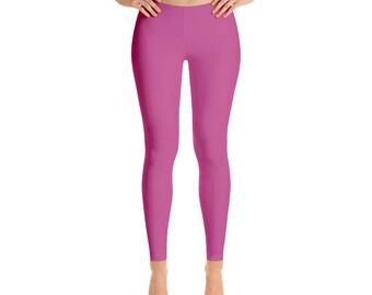 Mulberry Leggings - Womens Yoga Clothes, Yoga Leggings, Workout Yoga Pants