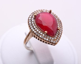 Taille bague turque