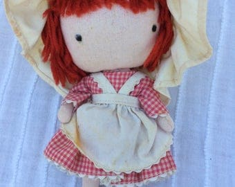 Vintage Pocket Doll