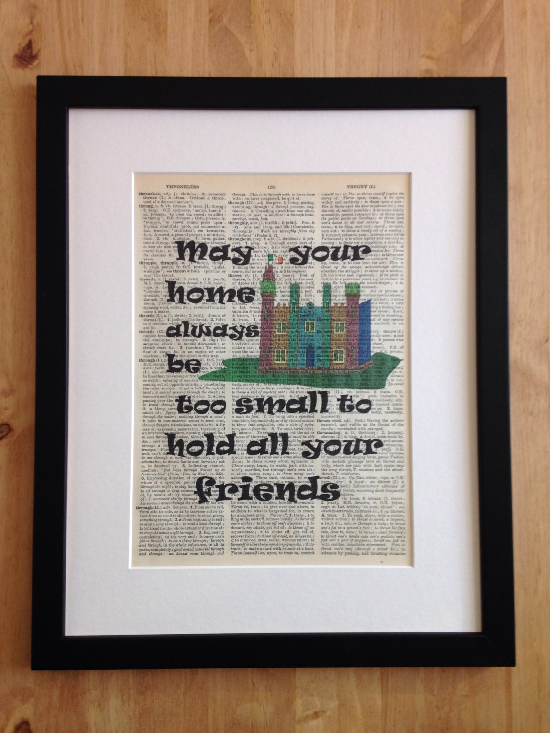 new home irish blessing the hippest