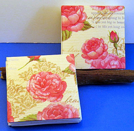 Book Cover Forros S : Book flower with rose covers folded pages