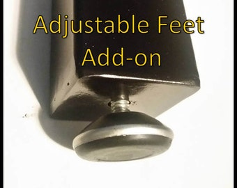 Adjustable Feet Add-On