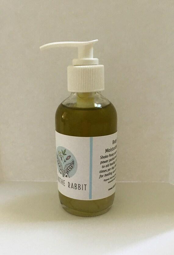 Body Organic -  Moisturizer + Healing Body Oil