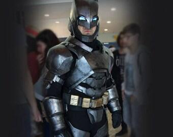 "Batman Armor ""BVS"" ""Dawn of Justice"" USED  / Trade"