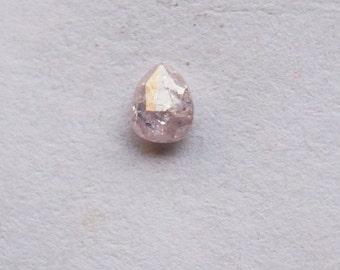 rose cut diamonds