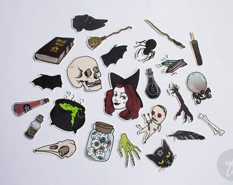 Witchcraft | Stickers