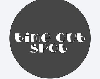 Time Out Spot decal