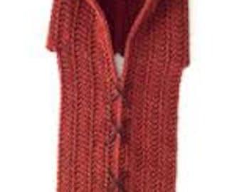Ewok Crochet Beanie
