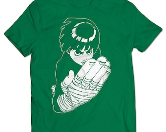 Naruto Rock Lee T-shirt