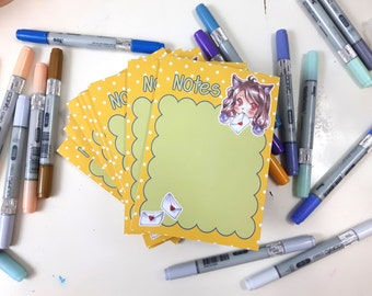 NOTEPAD ~ Chinatsu with Letter