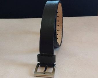 Belt, Mens leather belt, Black leather belt, Genuine Custom Mens Belt, Veg tan leather belt, Black Wide Belt, Full Grain Belt