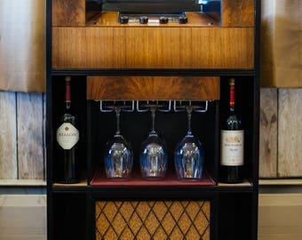 Radio Wine Rack
