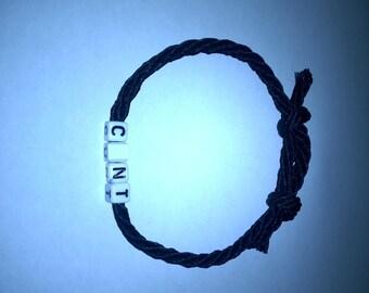 Adult Content C*NT Bracelet