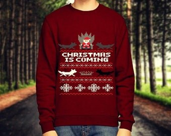 Game of Thrones - CHRISTMAS is Coming JUMPER / SWEATSHIRT