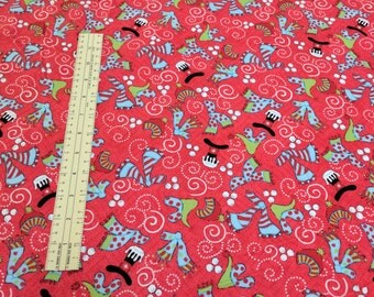 The Blizzard Bunch Riverwoods Cotton Flannel Fabric